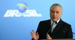 Após delação, Temer mantém agenda no Palácio do Planalto
