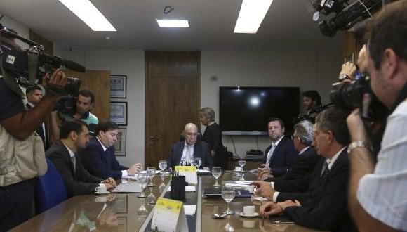 Rodrigo Maia diz que prioridade da Câmara é agenda econômica do governo