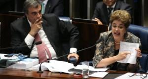 Depoimento de Dilma deve ser encerrado às 23h, prevê Lewandowski