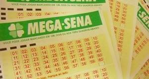 Mega-Sena acumula novamente e prêmio sobe para R$ 45 milhões