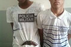 Criminosos são presos durante tentativa de sequestro em Sapeaçu