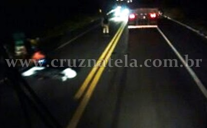 Morador de Muritiba bate em cavalo emorre na BR-101