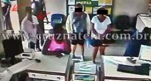 Bandidos assaltam Correios em Sapeaçu