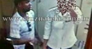 Imagens podem ajudar identificação de assaltantes dos Correios de Sapeaçu