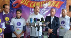 Ministério da Saúde vai distribuir 77 milhões de camisinhas até o carnaval