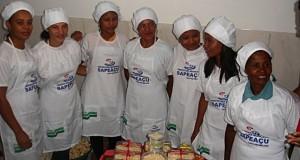 Casa de Bolos e Biscoitos de Sapeaçu tem capacidade de produzir 200 kg diários
