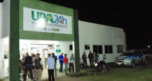 UPA de Cruz das Almas atende cinco vítimas de acidente com moto