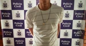 Amargosa: homem é preso acusado de crime contra o patrimônio de furto qualificado