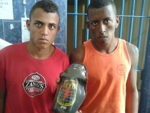 Suspeitos de tentativa de homicídio são presos em Santo Antônio de Jesus
