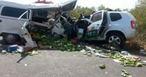 Candidato a deputado estadual morre em acidente de carro
