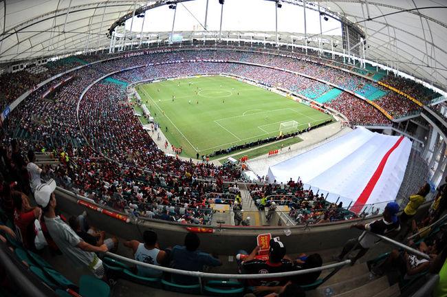 Fonte Nova tem mais de 8 mil ingressos à venda para Uruguai e Itália