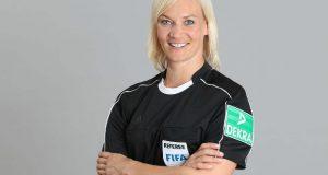 Campeonato Alemão terá mulher como árbitra pela primeira vez