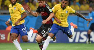 Brasil e Alemanha vão se reencontrar em 2018
