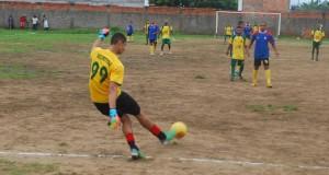 6ª rodada do campeonato interbairros tem goleada