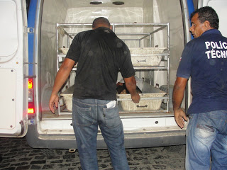 Metalúrgico é assassinado na porta de casa em Feira de Santana