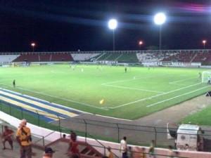 Joia da Princesa pode receber quatro jogos da série A de Bahia e Vitória