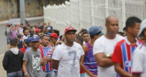 Bahia x Sport: ingressos esgotados para a torcida tricolor