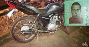 Motociclista é assassinado a tiros na BR-116