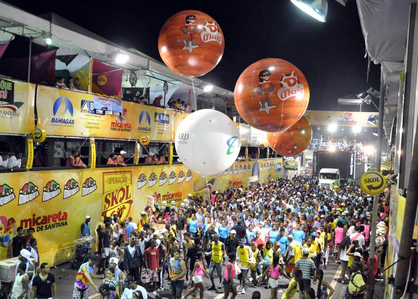 Prefeitura de Feira de Santana publica programação de atrações da Micareta 2013