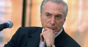 Temer assina projeto com reajuste de 37% e evita greve de delegados da PF