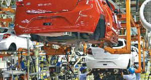 Indústria de carros responde por mais de 50% dos empregos do Polo