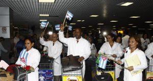 Mais 51 médicos cubanos chegam para trabalhar na Bahia