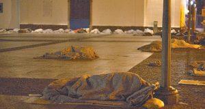 Frio mata dois moradores de rua no Sul e Sudeste do país