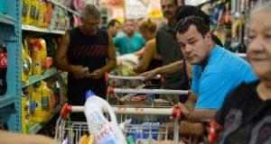 Brasileiros estimam inflação de 7,5% nos próximos 12 meses, diz FGV