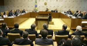 Ministros do STF articulam aumento de salários para R$ 35 mil