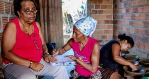 Instituto Mauá cadastra artesãos de três municípios do Recôncavo