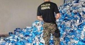 Brasil perdeu R$ 115 bi em 2015 por causa de contrabando, aponta pesquisa
