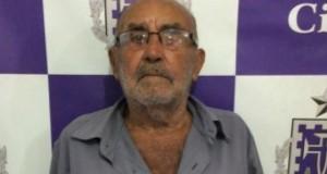 Polícia prende idoso acusado de estuprar meninas de 9 e 10 anos em Acajutiba