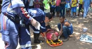 Não me deixem morrer, diz homem baleado em frente ao Shopping da Bahia