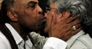 Gil e Caetano são contra redução da maioridade penal e criticam Cunha