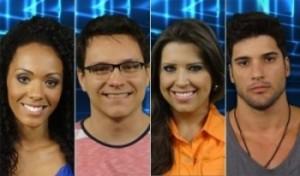 Big Brother 13 apresenta oito participantes
