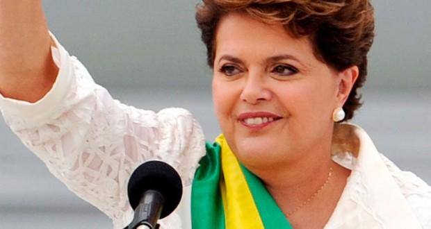 Dilma Rousseff se reelege presidente do Brasil