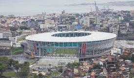 Arena Fonte Nova sedia duelo entre Bósnia e Irã nesta quarta