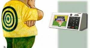 Eleitor: De hoje até 48 horas após as eleições só será preso em flagrante