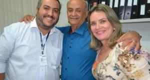 Prefeito do PMDB garante apoio a Rui Costa e Otto Alencar