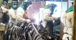 Confiança da indústria sobe 1,2 pontos, segundo prévia de julho da FGV