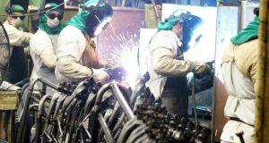 Produção industrial sobe 0,1% em fevereiro e acumula alta de 0,3% no bimestre