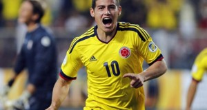 Real Madrid contrata James Rodriguez