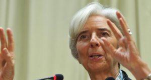 """Diretora do FMI diz que Brasil já mostra """"alguns sinais de melhoria"""""""