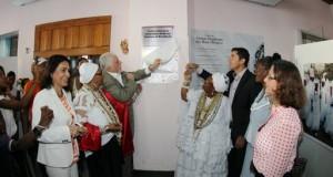 IPAC entrega reformado Centro Cultural da Irmandade da Boa Morte