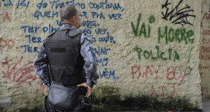 Policiais brasileiros matam em uma semana o mesmo que britânicos em 20 anos