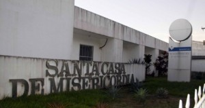 Santa Casa arrombada pede misericórdia
