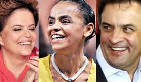 Marina empata com Dilma no primeiro turno, informa Datafolha