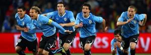 Uruguai chega em Salvador