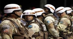 Polícia conduziu mais de 2 mil pessoas para postos e delegacias, diz SECOM